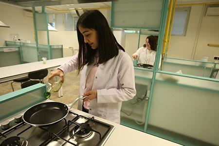 Beslenme İlkeleri Uygulamaları Laboratuvarı