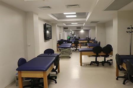 Fizyoterapi ve Rehabilitasyon Öğrenci Laboratuvarı