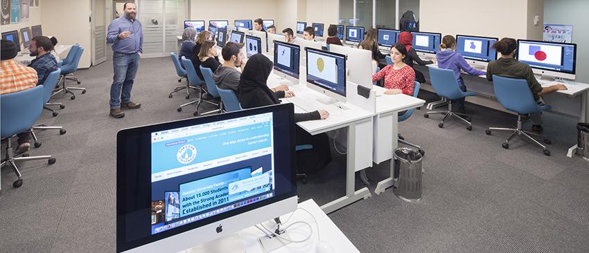 Üsküdar Üniversitesi Uygulama Laboratuvarı