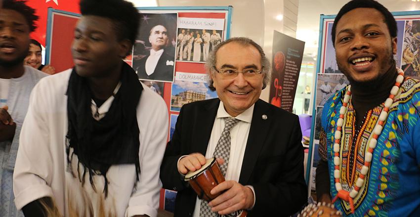 Üsküdar Üniversitesi Erasmus Oğrenci Etkinliği
