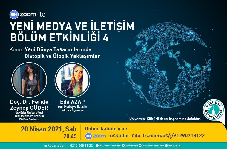 yeni medya ve iletişim bölüm etkinliği 4