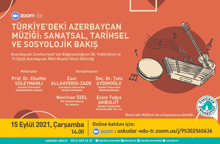 türkiye'deki azerbaycan müziği