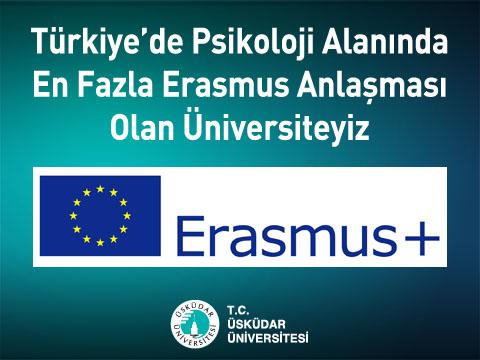 En çok Erasmus anlaşması