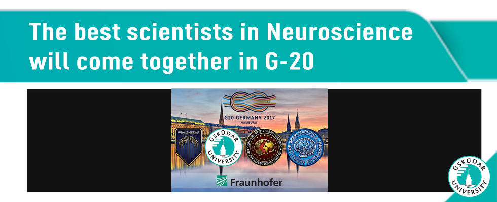 The best scientists in Neuroscience will come together in G-20