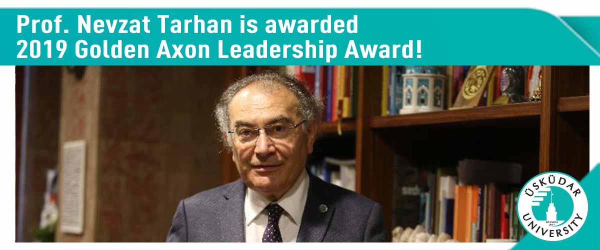 golden axon award