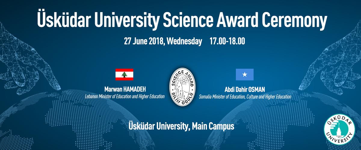 Science Award