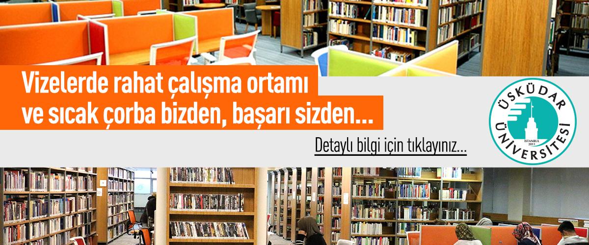 Vizelerde Kütüphane